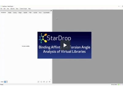 SeeSAR Affinity – Binding Affinity and Torsion Angle Analysis of Virtual Libraries