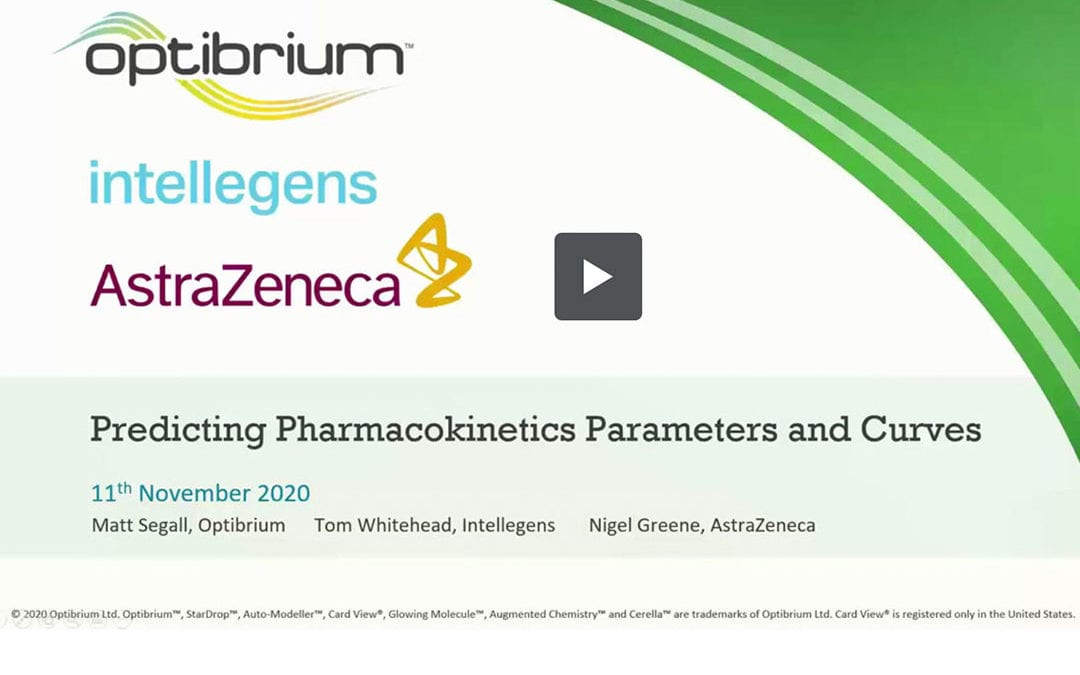 Predicting Pharmacokinetic Parameters and Curves